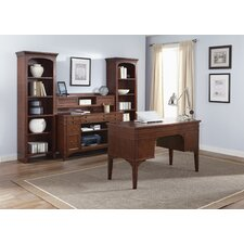 Keystone Standard Desk Office Suite