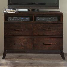 <strong>Liberty Furniture</strong> 4 Drawer Media Chest
