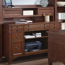 <strong>Liberty Furniture</strong> Keystone Jr Executive Credenza Desk