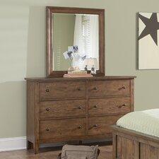 Hearthstone 6 Drawer Dresser