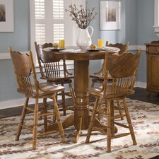 <strong>Liberty Furniture</strong> Nostalgia Casual Dining Pub Table