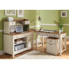 Writing Desk Office Suite