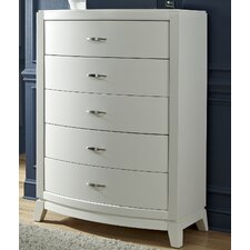 Avalon 5 Drawer Dresser