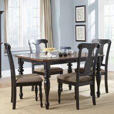 Abbey Court 5 Piece Dining Set