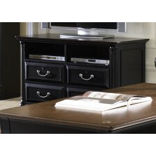 St. Ives 4-Drawer Jr Executive Media Lateral Filing Cabinet