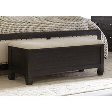 Town and Country Upholstered Storage Bedroom Bench