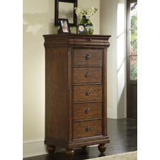 Rustic Traditions 5 Drawer Lingerie Chest