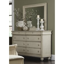 Rustic Traditions 8 Drawer Dresser
