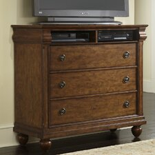 Rustic Traditions 3 Drawer Media Chest