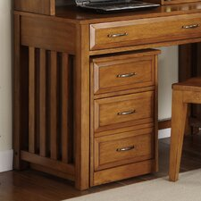 Hampton Bay 3 Drawer Mobile File Cabinet