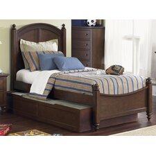Abbott Ridge Bed in Cinnamon