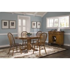 <strong>Liberty Furniture</strong> Nostalgia Casual Dining Table