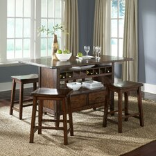 <strong>Liberty Furniture</strong> Cabin Fever Dining Table