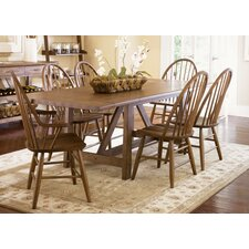 Farmhouse Casual Dining Table