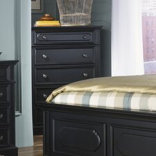 <strong>Liberty Furniture</strong> Carrington II Bedroom 5 Drawer Chest