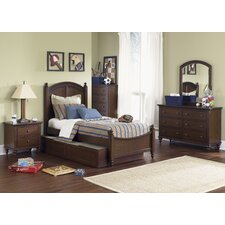 <strong>Liberty Furniture</strong> Abbott Ridge Panel Bedroom Collection