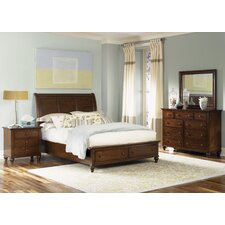 Hamilton Sleigh Storage Bedroom Collection