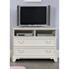 Arielle 2 Drawer Media Chest