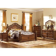<strong>Liberty Furniture</strong> Messina Estates Four Poster Bedroom Collection