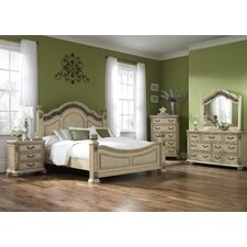 Messina Estates II Panel Bedroom Collection