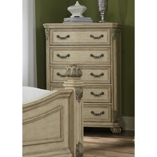 <strong>Liberty Furniture</strong> Messina Estates II 5 Drawer Chest
