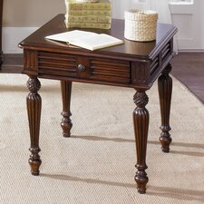 Royal Landing Drawer End Table