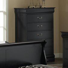 Carrington 5 Drawer Chest