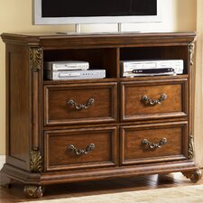 <strong>Liberty Furniture</strong> Messina Estates 4 Drawer Dresser