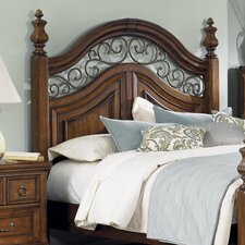 Laurelwood Panel Headboard