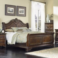 <strong>Liberty Furniture</strong> Highland Court Sleigh Bed