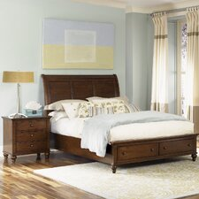 <strong>Liberty Furniture</strong> Hamilton Storage Panel Bed