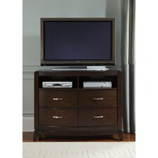 <strong>Liberty Furniture</strong> Avalon 4 Drawer Media Chest