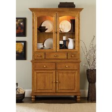 Country Haven China Cabinet