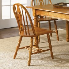 Country Haven Windsor Side Chair (Set of 2)