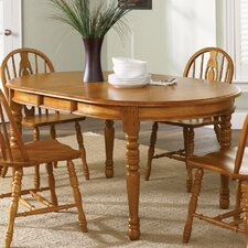 Country Haven Oval Dining Table