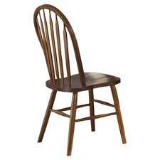 <strong>Liberty Furniture</strong> Nostalgia Arrow Back Windsor Side Chair