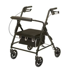 Low Profile Rollator Rolling Walker