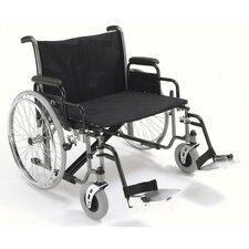 "Heavy Duty 28"" Bariatric Wheelchair"