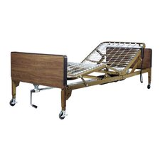 Single Motor Semi-Electric Home Care Bed