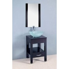 "<strong>Yosemite Home Decor</strong> 20"" Vanity"