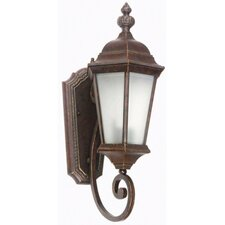 Brielle 2 Light Outdoor Wall Lantern