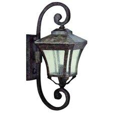 Borrego 3 Light Outdoor Wall Lantern