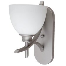 Sierra Point 1 Light Wall Sconce