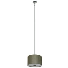 Lyell Forks 3 Light Drum Pendant