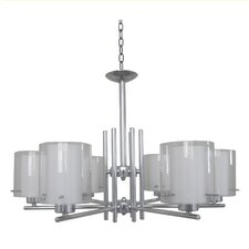 Meadow Ridge 6 Light Drum Chandelier