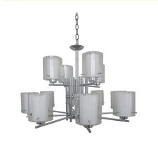 Meadow Ridge 12 Light Drum Chandelier
