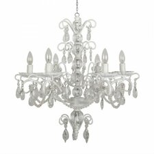 Ribbon Creek 6 Light Chandelier