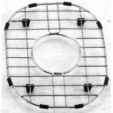 """9"""" x 12"""" Sink Grid with Rubber Feet"""