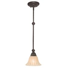 <strong>Yosemite Home Decor</strong> Isabella 1 Light Mini Pendant