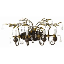 New Plantation 4 Light Vanity Light